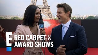 """Tom Cruise Sums Up """"Top Gun 2's"""" Premise How?! 