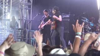 James Bay - Get Out While You Can @ Coachella (2016/04/23 Indio, CA)