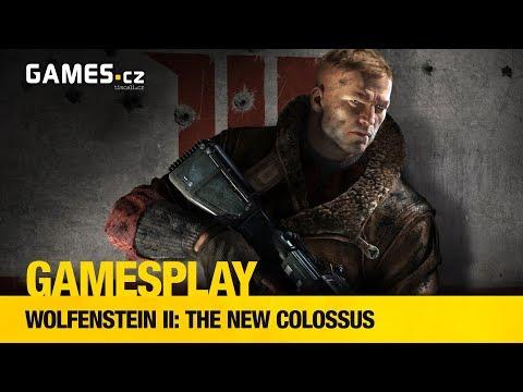 GamesPlay - Wolfenstein II: The New Colossus