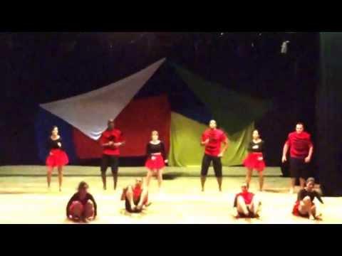 IV Festival de dança UniBH -  - Grupo Mix Latino