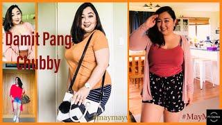 Paano Magdamit ang isang Chubby Mom || Photoshoot ni bebe girl || MayMayVidal