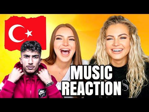 TURKISH MUSIC REACTION   Reynmen, Mero, Norm Ender, Canbay & Wolker, Bege