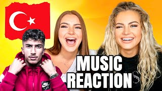 TURKISH MUSIC REACTION | Reynmen, Mero, Norm Ender, Canbay & Wolker, Bege