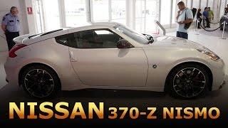 Nissan 370Z aka Fairlady Z Z34  NISMO - Auto Show Barcelona 2015