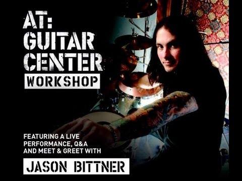 jason bittner drum solo guitar center drum clinic dallas tx youtube. Black Bedroom Furniture Sets. Home Design Ideas