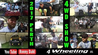 4x4 Fun Perth Show, beginners advice & more
