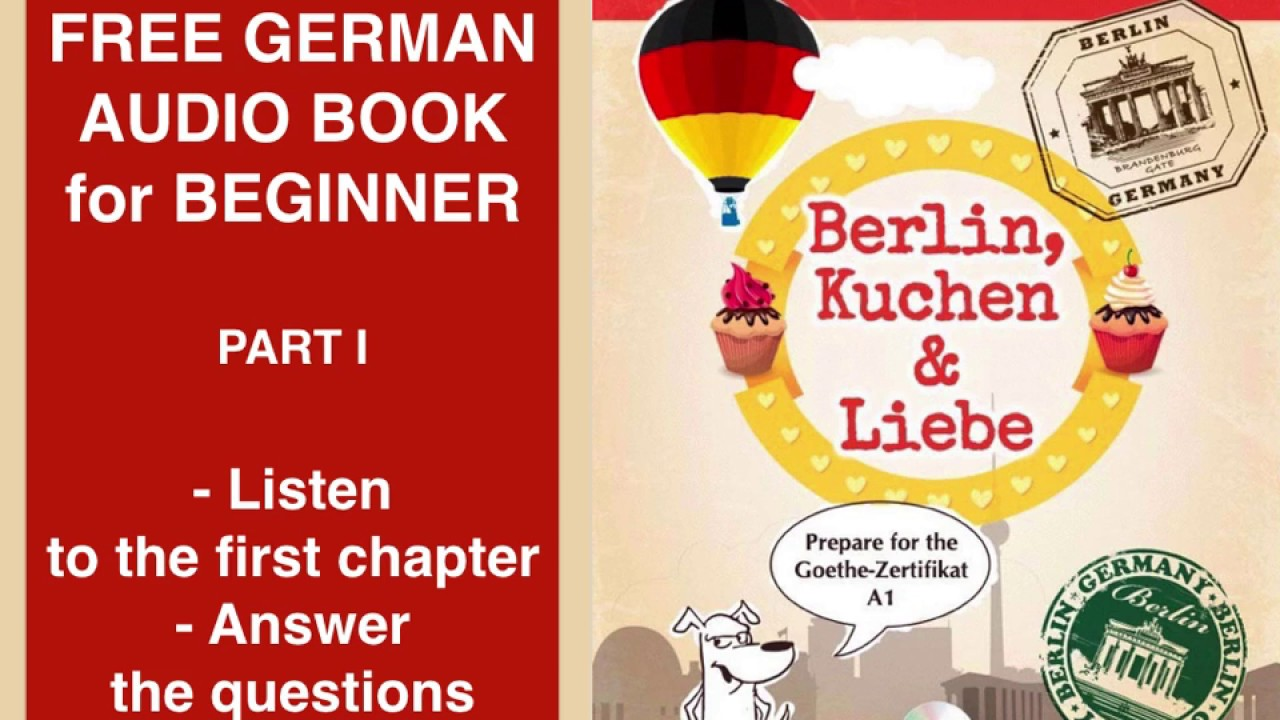 German for Beginners: Learn German with with a story. Part 1 - YouTube