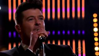 Скачать Robin Thicke Back Together On The Late Late Show W James Corden 8 19 2015