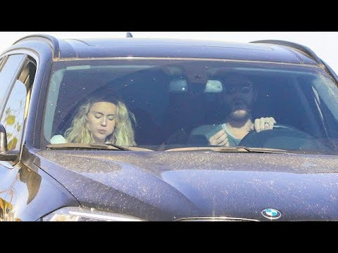 EXCLUSIVE  Miley Cyrus And Liam Hemsworth Cruise The Coast As Wedding Date Nears