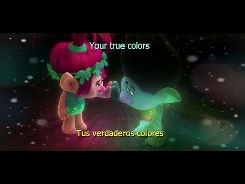 J.Timberlake,Anna Kendrick-True Colors Letra Español/Inglés