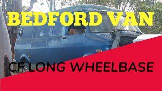 kingatow crew // Bedford CF Van Tear down and a Crash course in  fibreglass