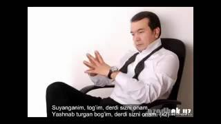 Озодбек Назарбеков Отам