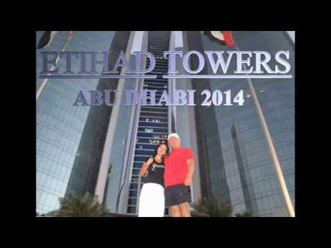 ETIHAD TOWERS ABU DHABI 2014