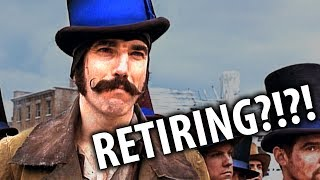 Video DANIEL DAY-LEWIS RETIRING?? download MP3, 3GP, MP4, WEBM, AVI, FLV Agustus 2017