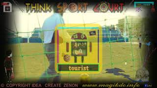 think sport court by tFv- Tourist