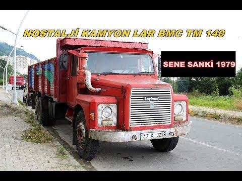 BMC TM 140 / EFSANE NOSTALJİ KAMYON LAR