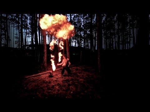 Amazing Fire Dancing