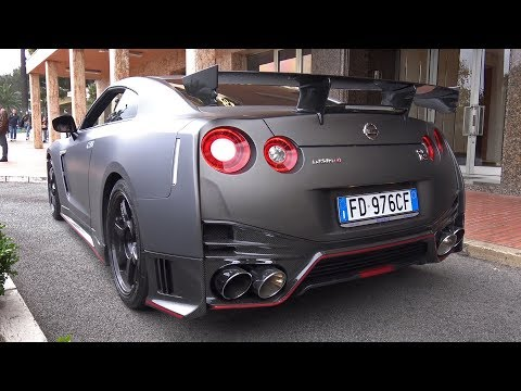 Nissan GT-R NISMO 3.8L V6 Twin-Turbo - Engine Start, Exhaust Notes, Acceleration !