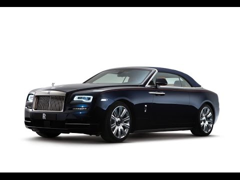 2017 Rolls Royce Dawn Review Rose Car