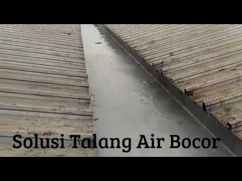 Perbaikan Talang Air Bocor 085280236465 YouTube