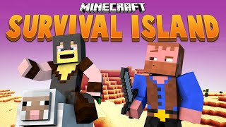 THE DUMB AND DUMBER WAY ★ Minecraft Survival Island (11)