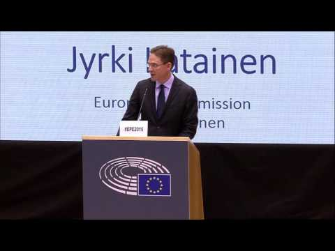 Jyrki Katainen, European Commission