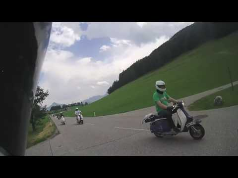 EuroLambretta 2015, Ebensee, Austria