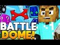 CRAZIEST LUCKY BLOCK ONLY BATTLE DOME *BRAND NEW LUCKY BLOCK MINIGAME* - Modded Minecraft 1.12.2