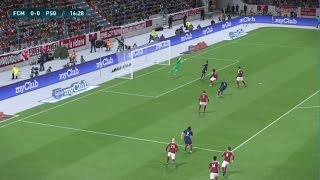 Video Gol Pertandingan FC Metz vs Paris Saint Germain