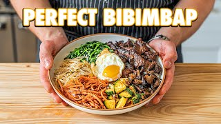 Easy Authentic Bibimbap At Home