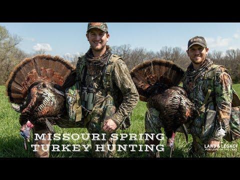 Missouri Spring Turkey Hunting - Spring Double