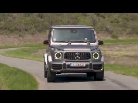 Mercedes-AMG G 63 Edition 1 platinum magno