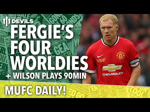 fergie's-world-class-four!- -mufc-daily- -manchester-united