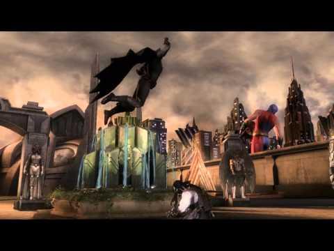 Injustice - Lobo Trailer