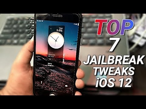 Repeat TOP TWEAKS del MOMENTO IOS 12-12 1 2(Uncover