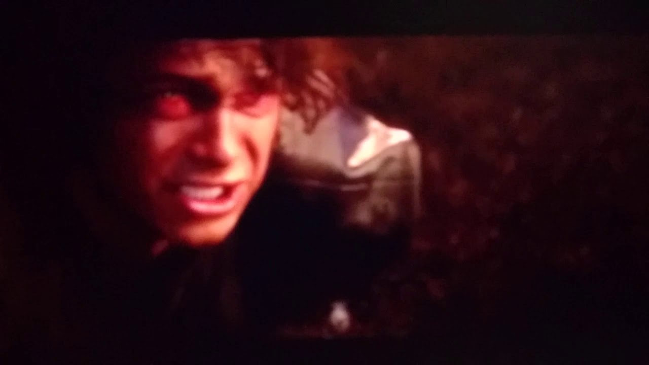 Star Wars Revenge Of The Sith You Were The Chosen One My Brother Anakin I Loved You Youtube