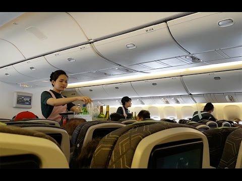 EVA Air BR392 Ho Chi Minh City to Taipei (SGN-TPE) Economy class