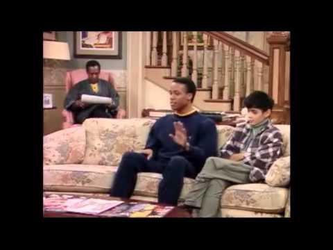 The Cosby show - Denise's eggae Boyfriend
