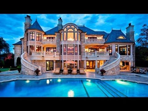 5 casas mais caras do mundo youtube - Las mansiones mas bonitas del mundo ...
