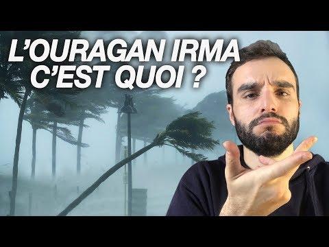 L'OURAGAN IRMA, C'EST QUOI ?!
