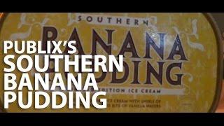Review: Publix's Southern Banana Pudding
