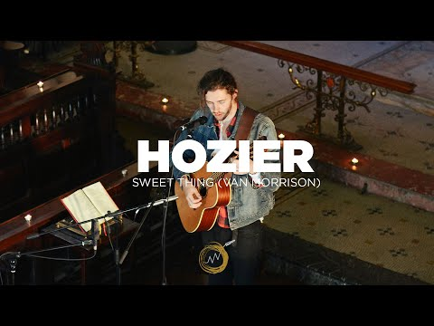 Hozier: Sweet Thing (Van Morrison Cover) - Naked Noise Session
