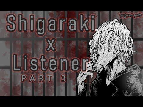Tomura Shigaraki x listener asmr [My Hero Academia] 18+
