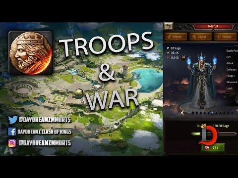 TROOP & WAR GUIDE PART 1 - War and Order