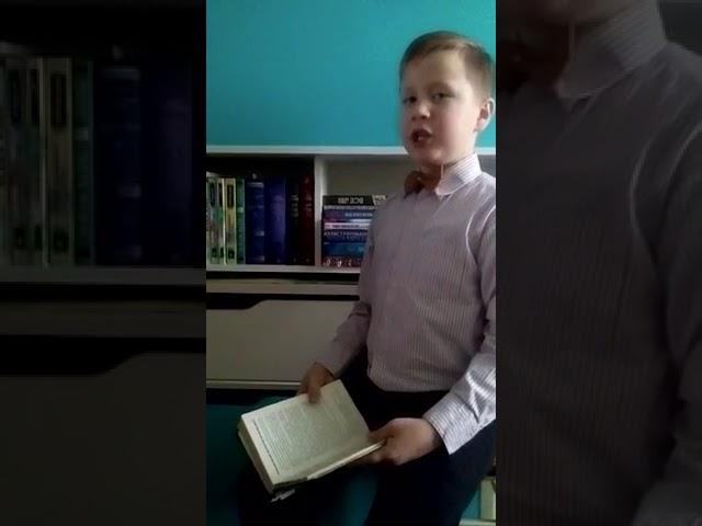 Изображение предпросмотра прочтения – РимТухватуллин читает произведение «Ветхая избушка» А.А.Блока