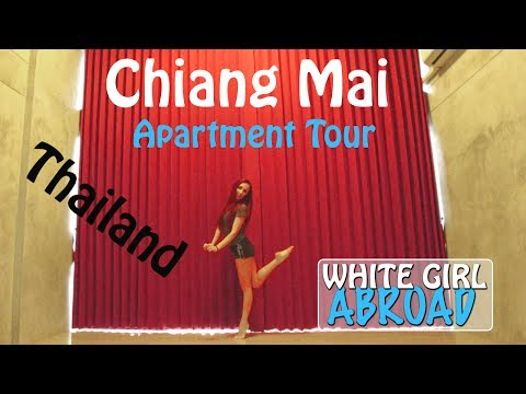 Chiang Mai Apartment Tour