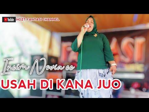 USAH DI KANA JUO| MAESTRO GAMAD PARIAMAN| INCIM NEM NOVIA CC| COVER FANTASI KN7000