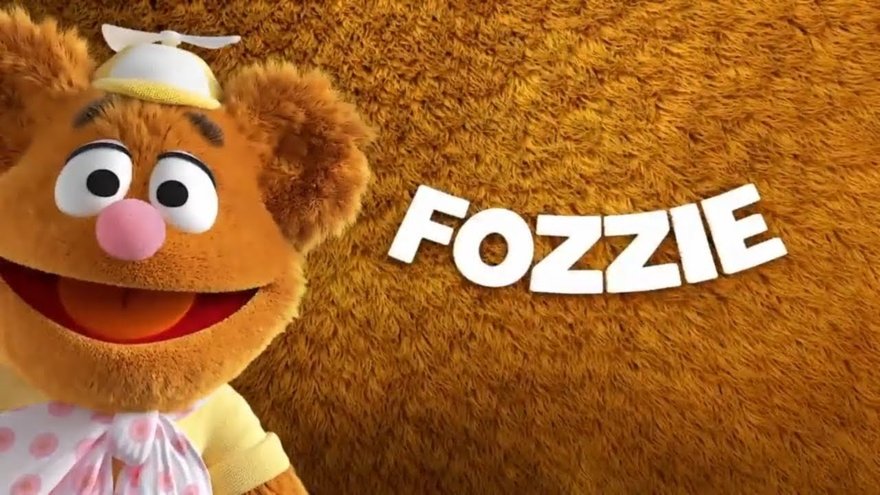 Fozzie Bear Voice - Muppet Babies Play Date (Short ...  Muppet Babies Fozzie
