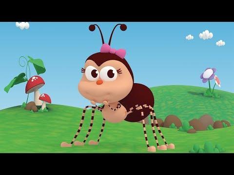 La Araña Chiquitita - Canciones y Clásicos Infantiles