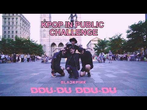 [EAST2WEST] Dancing Kpop In Public Challenge: BLACKPINK - 뚜두뚜두 (DDU-DU DDU-DU)